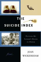 Cover art from The Suicide Index (Harcourt 2008) by Joan Wickersham