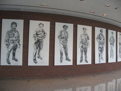 UNIFORM: New Work by Mira Cantor at the Moakley Courthouse