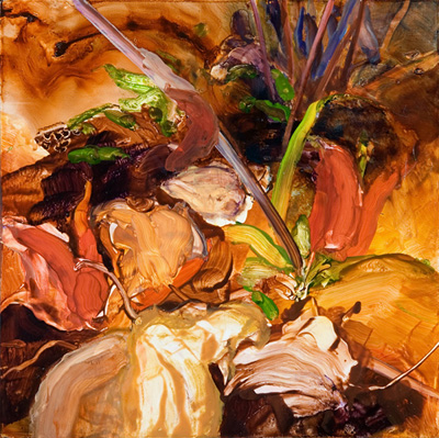 Ilana Manolson paints the landscape