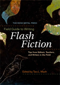 Tara L. Masih talks Flash Fiction