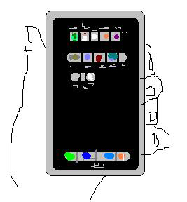 iPhone Painting