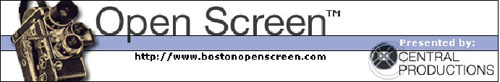 Open Screen: you make it, they screen it
