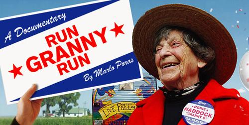 Run granny run