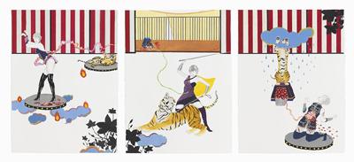 Naoe Suzuki's Drawings Gone Wild - ArtSake