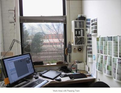 Studio Views: Daniel Ranalli
