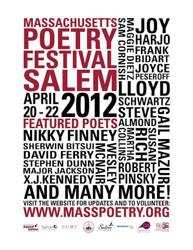 Mass Poetry Fest 2012!