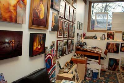 Porter Mill Open Studios