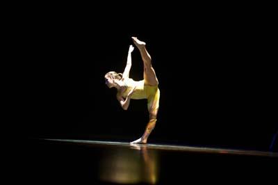 Adrienne Hawkins: Choreopoetry
