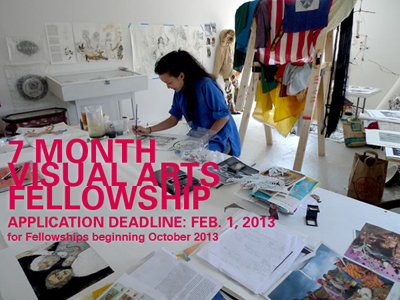 Snuggle Up with Artist Opportunities