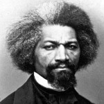 Frederick Douglass Reading