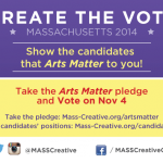 Arts Matter Day is October 24