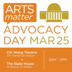 Arts Matter Advocacy Day: March 25