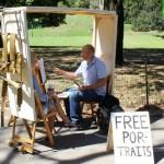 Samuel Rowlett: Itinerant Painter