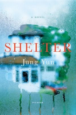 Cover art for SHELTER (Picador 2016) by Jung Yun
