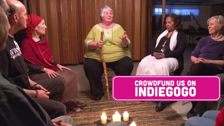 From THE CIRCLE by Julie Mallozzi, crowdfunding on IndieGoGo