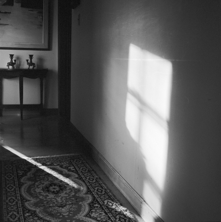 Image: THE LIGHT UNDER THE DOOR by TSAR FEDORSKY