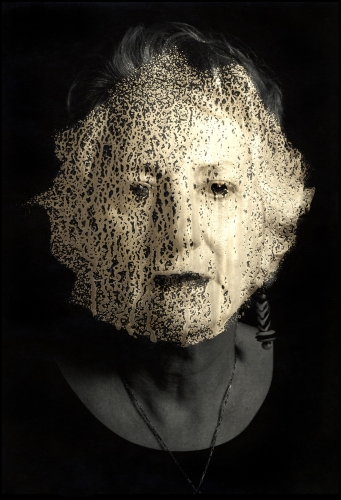 Marky Kauffmann, MAGGIE: DISINTEGRATION, from the LOST BEAUTY series