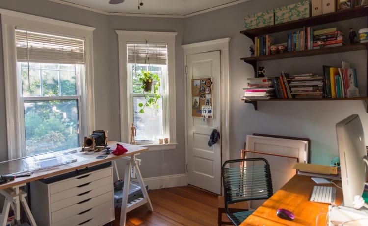 Studio of Cassandra Klos