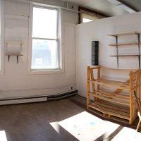 3 Studios for rent: Washington Street Studios & Gallery